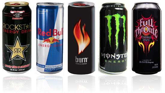 """Уже не один десяток лет энергетические напитки  """"приходят на помощь """" тем..."""